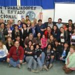 Jornadas de formación de delegados en Rio Grande
