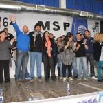 Ratificaron a candidatos del MSP en asamblea