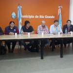 ATE FIRMO EL PASE A PLANTA Y LA RECATEGORIZACION PARA LOS COMPAÑEROS DEL MUNICIPIO RIO GRANDE