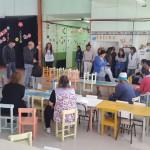 ATE reclamo la crítica Situación del Centro Infantil Integrado.