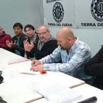"""Ate Río Grande respaldó el Proyecto de """"Régimen Previsional Diferencial para Tierra del Fuego"""" presentado por el Diputado Oscar Martínez."""