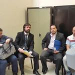 Ate se presento en la audiencia de conciliación con el Ministerio de Salud.