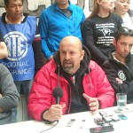 «Lo de Bertone nos sorprende por que esta lejos de la doctrina Justicialista»