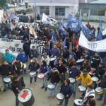 Compañeros este 01 de Marzo Ate declara Paro con movilización a Ushuaia frente a la legislatura provincial.