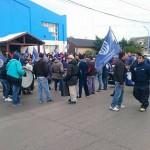 Compañeros así nos preparamos para está jornada de Paro y movilización en rechazo al ajuste en contra de los trabajadores !!! Rechazamos la ley 1068 por el descuento del aporte mal llamado solidario