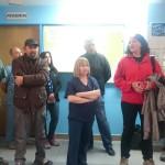 Hace momentos se llevó adelante importante asamblea en el hospital Regional Río Grande, convocada por la unidad de los gremios estatales, de la misma participaron ATE-SUTEF-SIPROSA-ASOEM- ATM.