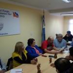 La Asociación Trabajadores del Estado Seccional Rio Grande y Tolhuin ,en el día de hoy ,nos reunimos con el ejecutivo Provincial en la delegación de Gobierno cita en Calle Vicente Lopez y Buenos Aires de nuestra Ciudad de Río Grande.