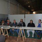 Hoy estuvimos presentes en la conferencia de prensa llevada a cabo en las instalaciones de la UOM citas en calle Moyano.  El motivo de la misma fue informar la adhesión al paro Nacional del día 01 de Junio, contra el aumento en las tarifas de gas.