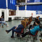 Fe.Po.Tra llevo a cabo una charla debate en las instalaciones de nuestra sede gremial de Ate Seccional Rio Grande