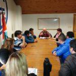 Ate se encuentra reunido a nivel Provincial (Rio Grande-Tolhuin y Ushuia)