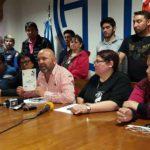 Conferencia de Prensa en nuestra sede sindical, Elecciones Ipauss, Discusion Salarial 2016, Pauta Salarial 2017