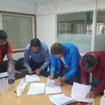 Finalizó la primer reunion salarial entre los gremios con representación en el sector docente y el Gobierno Provincial