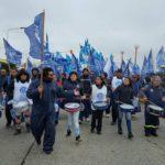 ATE RIO GRANDE,  Se encuentra PRESENTE en la movilización