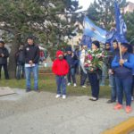 La Asociacion Trabajadores del Estado seccional Rio Grande,en el dia de hoy participamos del Acto por la Memoria,Verdad y Justicia