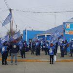 La Asociacion Trabajadores del Estado seccional Rio Grande,en estos momentos,nos encontramos en el Ministerio de Educacion sito en calle Alberdi y Don Bosco.