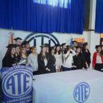 La Asociacion Trabajadores del Estado seccional Rio Grande,en la tarde de ayer,en nuestra sede sindical sita en Pacheco 756 llevamos adelante el acto de Colacion de egreso de 25 Flamantes Licenciados en Enfermeria.
