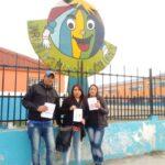 La Asociacion Trabajadores del Estado seccional Rio Grande,en el dia de hoy,dando continuidad al Plan de lucha declarado a nivel Provincial por Recomposicion salarial