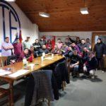 En las instalaciones de nuestra entidad sindical sita en Pacheco 756, se llevo a cabo una Capacitacion a cargo del gremio de SUTCAPRA