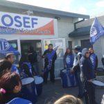 ATE seccional Rio Grande, en el dia de hoy nos hicimos presentes en el OSEF(ex IPAUSS)con el objetivo de ser recibidos por la Presidenta del Organismo CONTI Liliana.