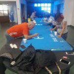 La Asociacion Trabajadores del Estado seccional Río Grande,en estos momentos, continúan trabajando para el Paro del dia 21/11.