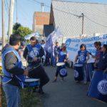 Nos encontramos en el Ministerio de Trabajo manifestandonos ya que solicitamos que se convoque a paritaria con suma urgencia ya que es desesperante la situación salarial de los Trabajadores