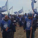 La Asociacion Trabajadores del Estado seccional Río Grande,declara el Alerta y Movilizacion en todo el ámbito del Municipio local ante la falta de acuerdo en las negociaciones llevadas adelante por la cláusula gatillo