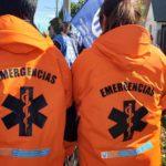 Los compañeros Enfermeros del Hospital Regional Río Grande se hicieron presentes en el Ministerio de Trabajo para acompañar la discusión salarial del escalafón húmedo en el Marco de las Paritarias Generales.