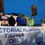 La Asociacion Trabajadores del Estado seccional Río Grande,en el día de ayer nos hicimos presentes junto a otras organizaciones sindicales y el pueblo en la plaza Almirante Brown para reclamar y manifestarnos en contra del tarifazo.