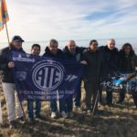 La Asociación Trabajadores del Estado seccional Río Grande,el día de hoy participó de la «19 Caravana al Hito 1 por la Soberanía».