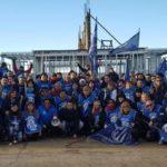 La Asociación Trabajadores del Estado seccional Río Grande,en el día de hoy nos hicimos presentes junto a la militancia de la Agrupación «Carlos Cassinelli»en la Obra en Construcción del Barrio de ATE ubicado en circunvalación zona Norte de nuestra ciudad.