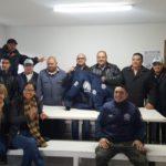 La Asociación Trabajadores del Estado seccional Río Grande,en el día hoy llevamos adelante una elección de delegados en el Cementerio local.