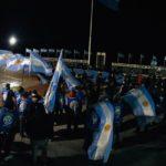 La Asociación Trabajadores del Estado seccional Río Grande,en el día de ayer participamos como todos los años en Defensa por la Soberanía de nuestras Malvinas.