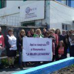 A.T.E. seccional Río Grande a través de la secretaria de Género empujaron este proyecto hace ya 4 años,que en su primer lugar se llamaría «La Mujer luchadora » hoy estaría convirtiéndose en realidad.