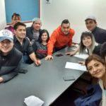 ATE Río Grande,llevó a cabo la elección de delegado del sector de cocina en el Hospital Regional Río Grande.