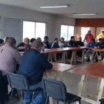 ATE Río Grande, en el día hoy nos reunimos a nivel Provincial en la sede de ATE Tolhuin