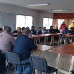 La Asociación Trabajadores del Estado seccional Río Grande, en el día hoy nos reunimos a nivel Provincial en la sede de ATE Tolhuin.
