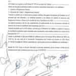 ATE Río Grande , informa que en la segunda reunión paritaria llevada a cabo en el día de hoy en la seccional de ATE Tohuin.