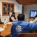 La Asociación Trabajadores del Estado seccional Río Grande, en la tarde de hoy mantuvimos un encuentro via zoom con representantes del ejecutivo Provincial.