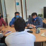 ATE informa que en el día de la fecha mantuvimos un encuentro con las autoridades del ejecutivo municipal