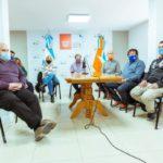 ATE informa a todos los trabajadores y trabajadoras de la Salud de nuestra querida Tierra del Fuego que en el día de hoy mantuvimos un encuentro con el gobernador Gustavo Melella