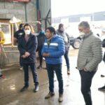 ATE. Informa que en día de hoy estuvimos presentes en la entrega de calzado(Borcegos) para el personal municipal de Tránsito de nuestra ciudad.